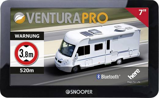 snooper ventura pro s6810 wohnmobil navi 17 8 cm 7 zoll europa. Black Bedroom Furniture Sets. Home Design Ideas