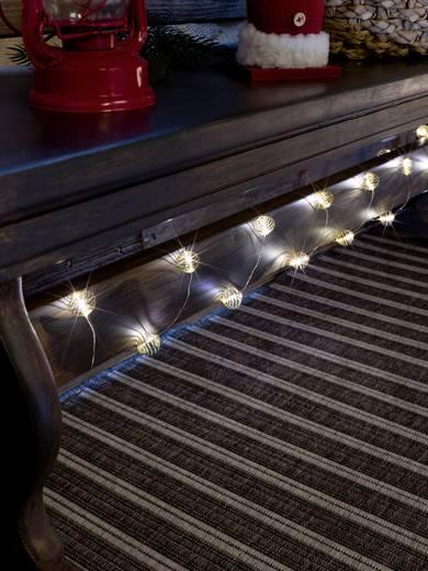 party lichterkette kugeln innen batteriebetrieben 20 led warm wei beleuchtete l nge 1 9 m. Black Bedroom Furniture Sets. Home Design Ideas