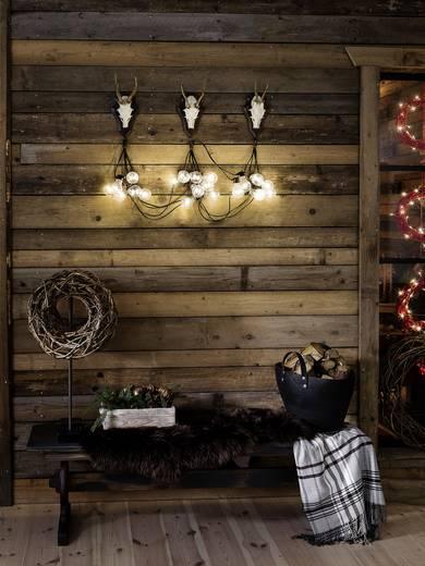 party lichterkette au en netzbetrieben 20 160 gl hlampe. Black Bedroom Furniture Sets. Home Design Ideas