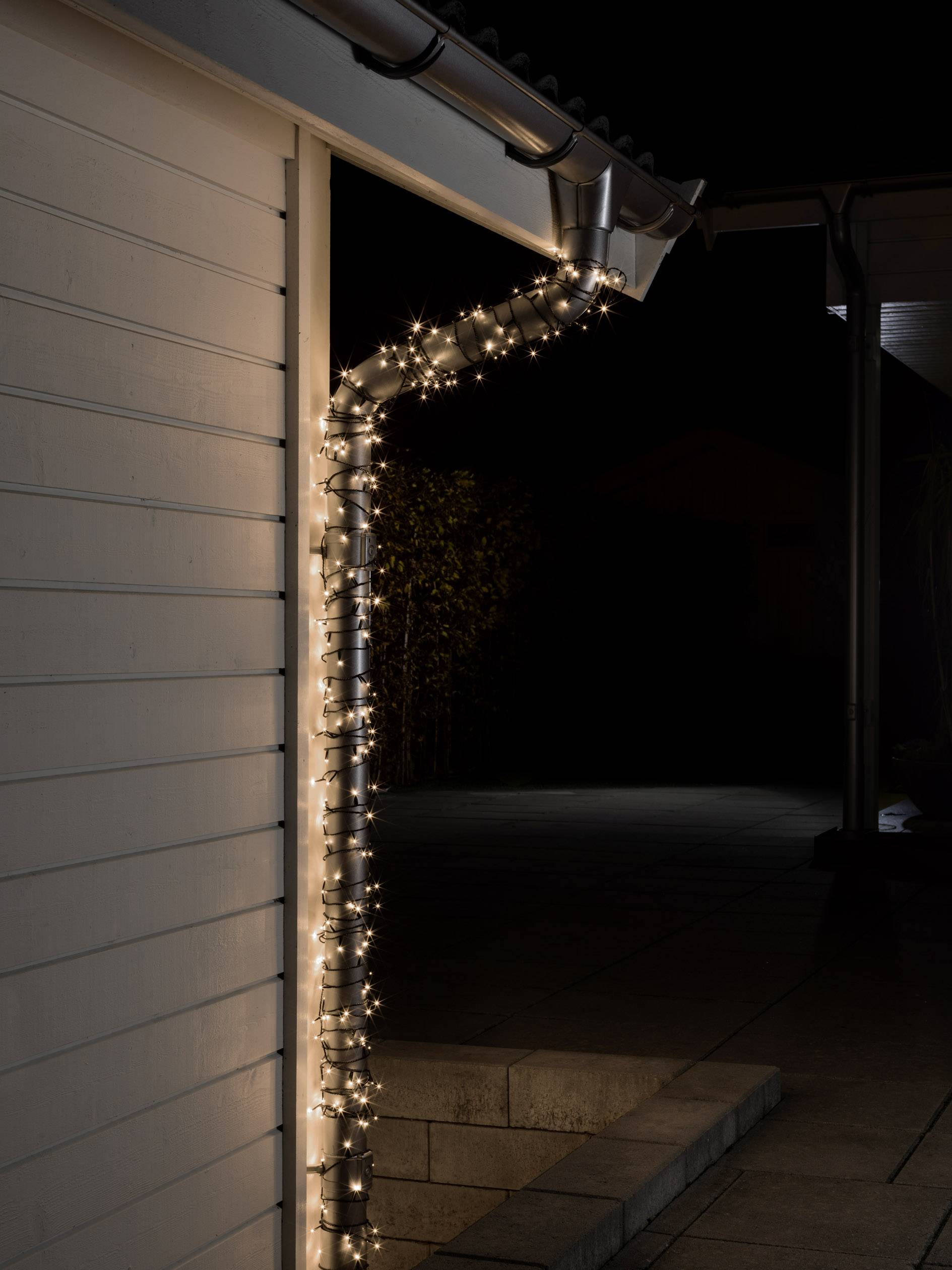 20 m Warm-Wei/ß Basetech LED BR-LEDR20mww Lichtschlauch EEK A++ - E LED