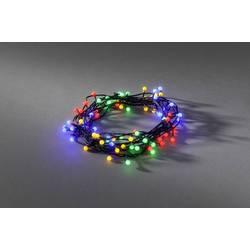 LED párty světelný řetěz Konstsmide 3691-507;3691-507, venkovní, 230 V, barevná, 11.32 m - vánoční o