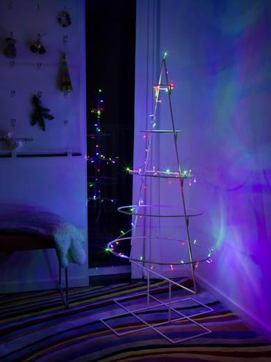 micro lichterkette innen netzbetrieben 50 led bunt beleuchtete l nge m konstsmide 6353 523. Black Bedroom Furniture Sets. Home Design Ideas