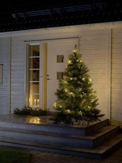 Weihnachtsbaum Für Aussen Mit Beleuchtung – Dekoration Bild Idee