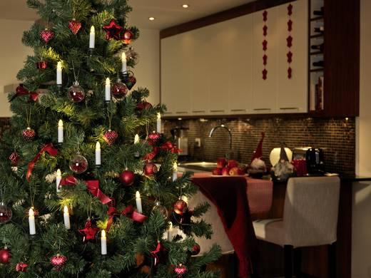 weihnachtsbaum beleuchtung innen netzbetrieben 16 led warm wei beleuchtete l nge 7 5 m. Black Bedroom Furniture Sets. Home Design Ideas