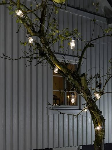 party lichterkette au en netzbetrieben 10 80 gl hlampe. Black Bedroom Furniture Sets. Home Design Ideas