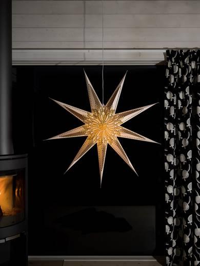 weihnachtsstern stern konstsmide 2924 280 wei gold kaufen. Black Bedroom Furniture Sets. Home Design Ideas