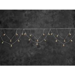 LED světelný řetěz jantarová Konstsmide