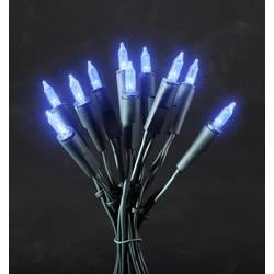 LED mini světlelná reťaz Konstsmide 6302-400, vnútorné 6302-400, 230 V, modrá, 6.6 m