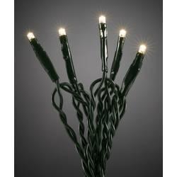 LED micro svetelná reťaz Konstsmide 6351-120, vnútorné 6351-120, 230 V, teplá biela, 4.33 m