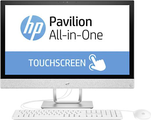 hp pavilion 24 r061ng 60 5 cm 23 8 zoll all in one pc. Black Bedroom Furniture Sets. Home Design Ideas