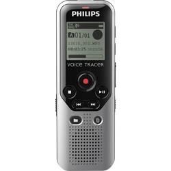 Digitales Diktiergerät Philips DVT1250 Aufzeichnungsdauer (max.) 23 h Silber