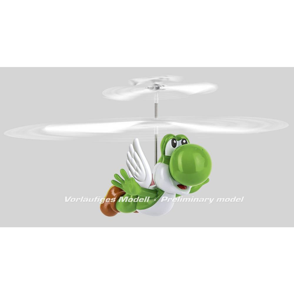 Elicottero Yoshi : Carrera rc super mario flying cape yoshi elicottero a