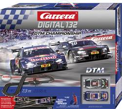 Autodráha Carrera DIGITAL 132, startovací sada DTM Championship 20030196