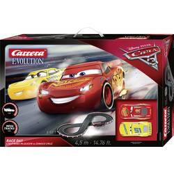 Autodráha, štartovacia sada Carrera Carrera Evolution Disney Pixar Cars 3 - Race Day 20025226, druh autodráhy Evolution