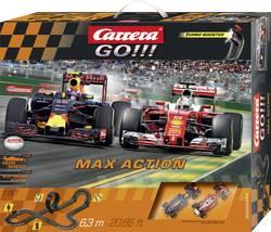 Autodráha Carrera GO!!!, startovací sada Max Action 20062429