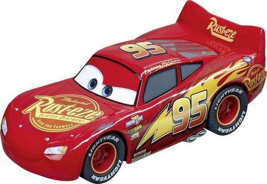 carrera 20064082 go disney pixar cars 3 lightning mcqueen kaufen. Black Bedroom Furniture Sets. Home Design Ideas
