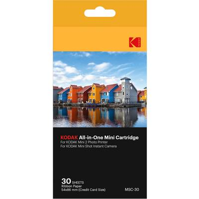 Kodak Shot 30er Pack Sofortbild-Film Preisvergleich