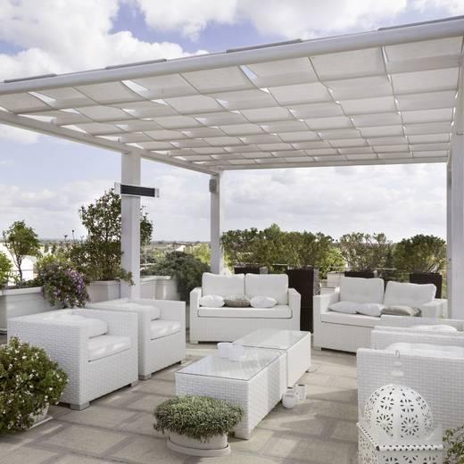 terrassen strahler 900 w 1800 w grau schwarz einhell ph 1800. Black Bedroom Furniture Sets. Home Design Ideas
