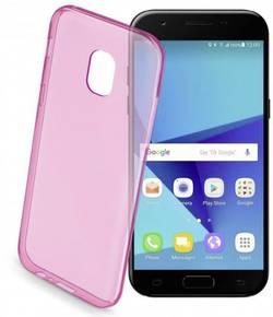 Coque arrière Cellularline COLORCGALJ517P Adapté pour: Samsung Galaxy J5 (2017) rose