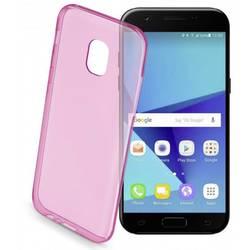 Zadný kryt na mobil Cellularline COLORCGALJ517P, vhodný pre: Samsung Galaxy J5 (2017), ružová
