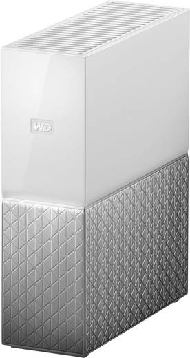 NAS-Server 4 TB Western Digital My Cloud™ Home Persönlicher Cloud-Speicher WDBVXC0040HWT-EESN
