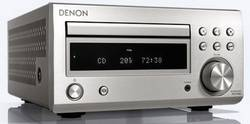 Image of Denon RCD-M41 CD-Player Silber Bluetooth®, DAB+