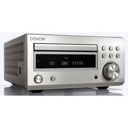 RCD-M41 CD-Player Silber Bluetooth®, DAB+
