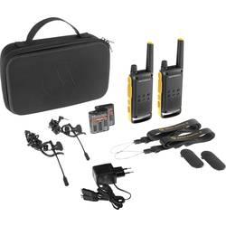 PMR rádiostanica/vysielačka Motorola Solutions TLKR T82 Extreme 188069, sada 2 ks