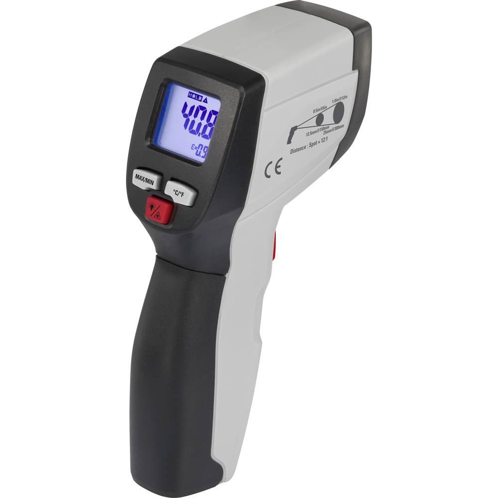 VOLTCRAFT IR 500-12S Infrarot-Thermometer  Optik 12:1 -50 bis 500 °C Pyrometer