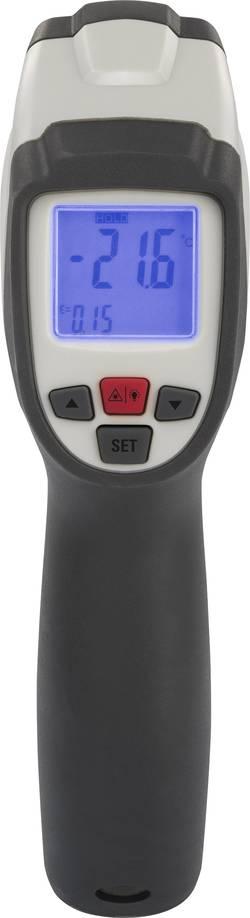 Infračervený teploměr VOLTCRAFT IR 500-12D, optika 12:1, -50 až 500 °C, pyrometr