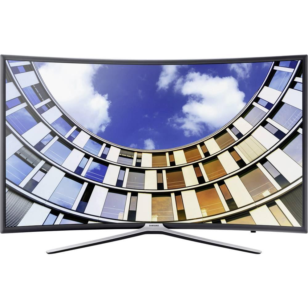 led tv 138 cm 55 zoll samsung ue55m6399 eek a im conrad online shop 1599568. Black Bedroom Furniture Sets. Home Design Ideas