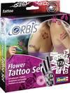 Orbis Flower Tattoo Set 30307 Tattoo Set für Mä...