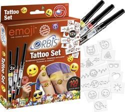 Image of Orbis Emoji Tattoo Set 30309