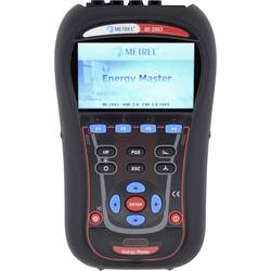 Sada energie Master EU Metrel MI 2883 EU 20992473Kalibrované podľa (ISO)