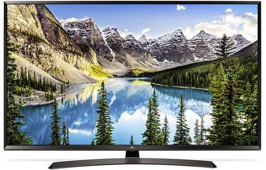 LED-TV 108 cm 43 Zoll LG Electronics 43UJ635V EEK A DVB-T2, DVB-C, DVB-S, UHD, Smart TV, WLAN, PVR ready, CI+ Schwarz