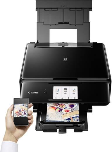 Canon PIXMA TS8150 Tintenstrahl-Multifunktionsdrucker A4 Drucker, Scanner, Kopierer WLAN, Bluetooth®, Duplex