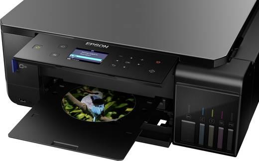 epson ecotank et 7700 tintenstrahl multifunktionsdrucker a4 drucker scanner kopierer lan wlan. Black Bedroom Furniture Sets. Home Design Ideas