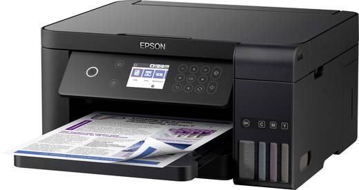 epson ecotank et 3700 tintenstrahl multifunktionsdrucker a4 drucker scanner kopierer lan wlan. Black Bedroom Furniture Sets. Home Design Ideas