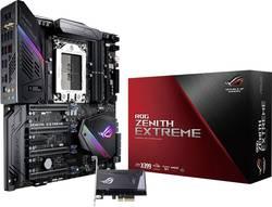 Základní deska Asus ROG Zenith Extreme Socket AMD TR4 Tvarový faktor E-ATX Čipová sada základní desky AMD® X399