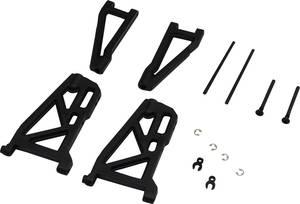 Hinten Reely NEW 1 2x Öldruckstoßdämpfer Vorne