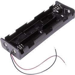 Batériový držák na 6x baby (C) MPD BH26CW, kábel, (d x š x v) 158 x 55 x 26 mm
