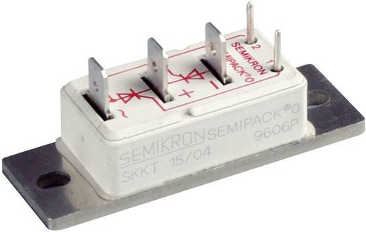 Thyristor (SCR) - Modul Semikron SKKT15/12E SEMIPACK® 0 1200 V 13.5 A