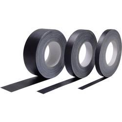Páska so skleným vláknom CellPack 146107, (d x š) 50 m x 50 mm, kaučuk, čierna, 1 ks