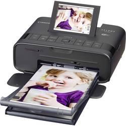 Image of Fotodrucker Canon SELPHY CP1300 Schwarz Druck-Auflösung: 300 x 300 dpi Papierformat (max.): 148 x 100 mm