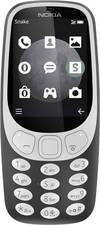 Nokia 3310 3G Dual-SIM-Handy Kohle