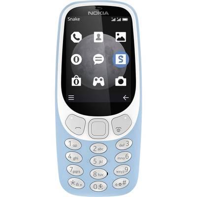 Nokia 3310 3G Dual-SIM-Handy Azur Preisvergleich