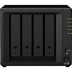 Skriňa pre NAS server Synology DiskStation DS918+ DS918+, 2x pripojovacie miesto M.2