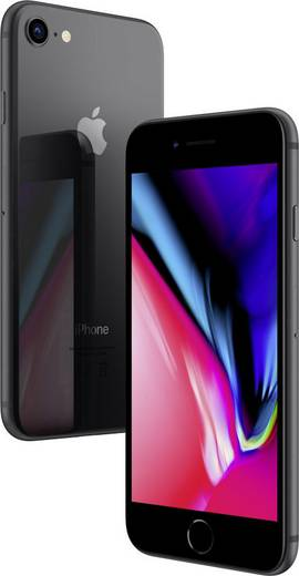 apple iphone 8 256 gb spacegrau kaufen. Black Bedroom Furniture Sets. Home Design Ideas