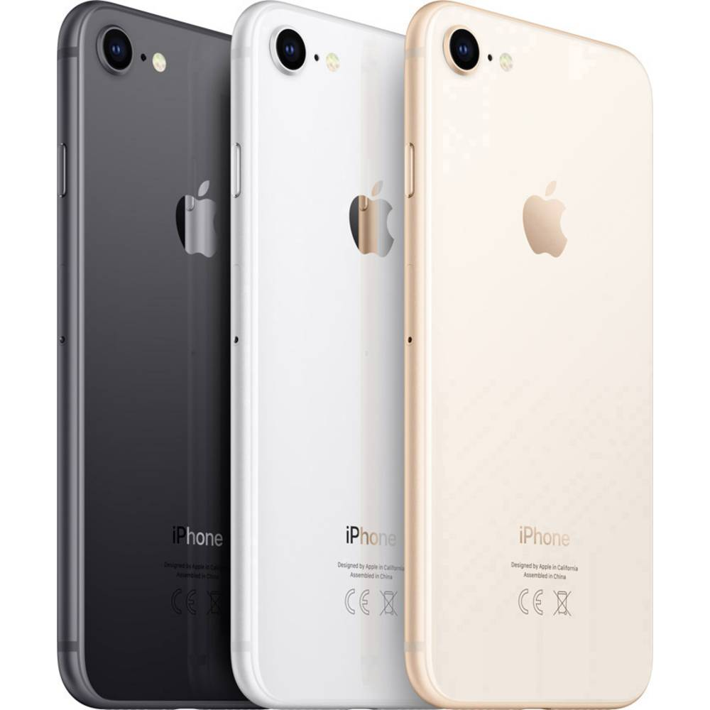 apple iphone 8 256 gb oro in vendita online mq7e2zd a conrad. Black Bedroom Furniture Sets. Home Design Ideas