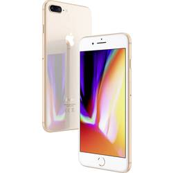 "Apple iPhone 8 Plus, 14 cm (5.5 "", 256 GB, 12 MPix, zlatá"